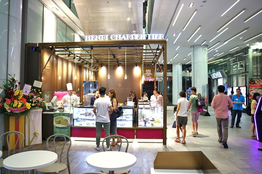 Henri Charpentier Famous Japanese Patisserie Opens At
