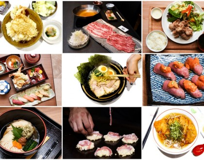 Japan Food Town Singapore - 16 Japanese Restaurants Under One Roof At Wisma Atria Level 4
