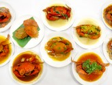 Penang St Buffet – All You Can Eat CRABs. Halal, With Salted Egg Crab & Durian Cendol