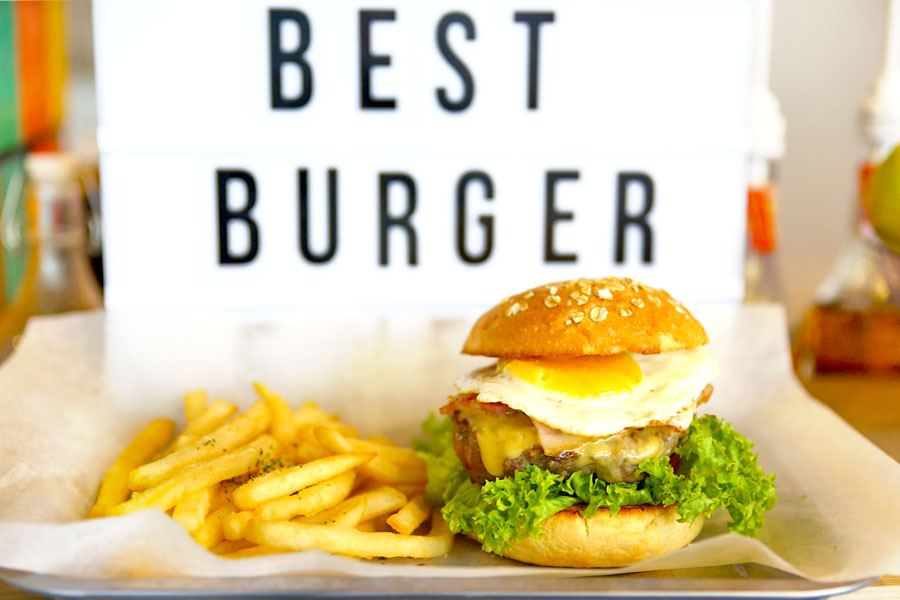 Pits & Pans - For The West People, Gourmet Burger Cafe At Jurong West
