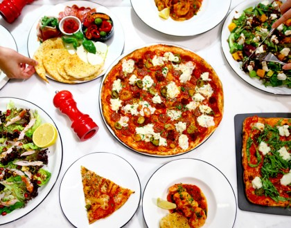 PizzaExpress - World Famous Pizza Restaurant Finally Opens In Singapore At Scotts Square