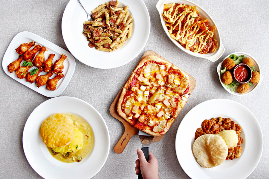 10 Food Items From Pizza Hut Singapore A Refreshed And