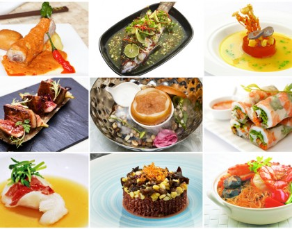 Singapore Restaurant Month 2016 – 46 Restaurants, 95 Tasty HEALTHY Dishes!