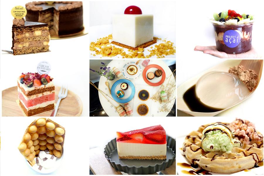 10 Less Sugar Desserts In Singapore! Having Less Guilty Treats Is Now Possible