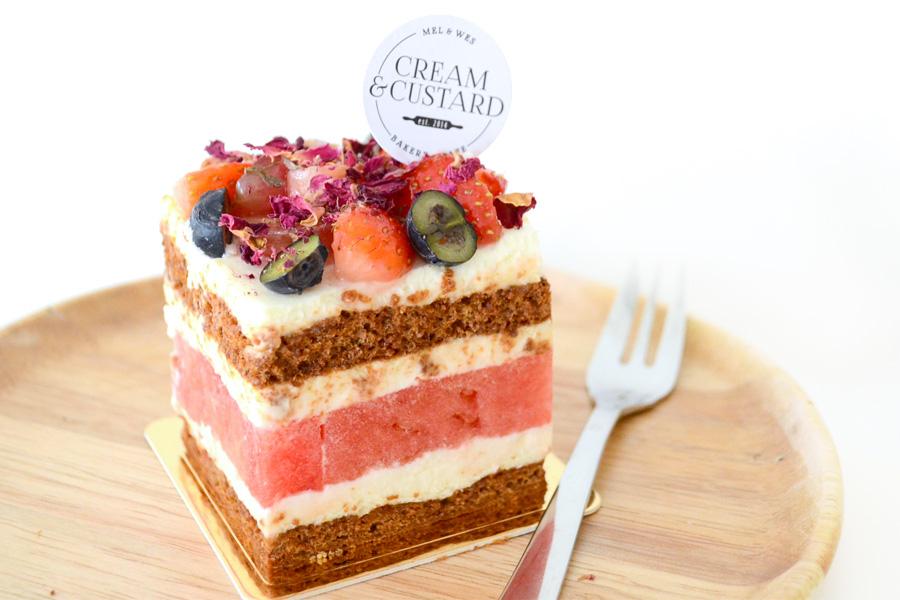 Low Sugar Birthday Cake Singapore