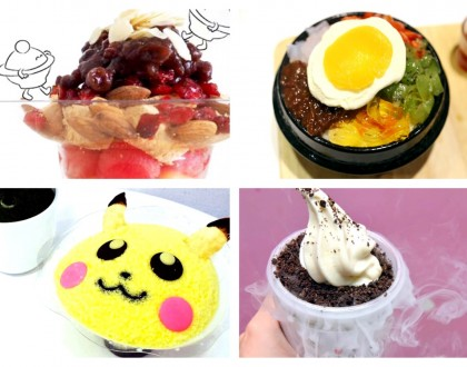 10 NEW Korean Bingsu Shops In Singapore - Sweet Dessert Shavings To Cool You Down