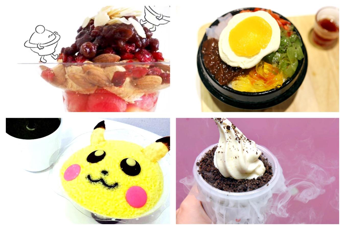10 NEW Korean Bingsu Shops In Singapore - Sweet Dessert Shavings To Cool You Down