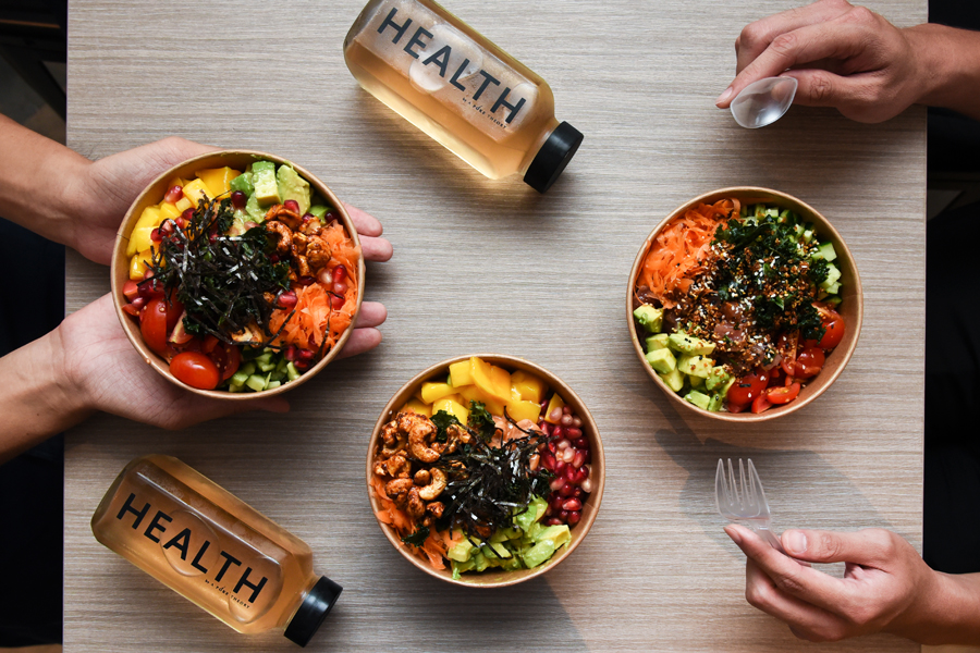 A Poké Theory – Poké Bowls And Superfood Smoothie Bowls At Telok Ayer