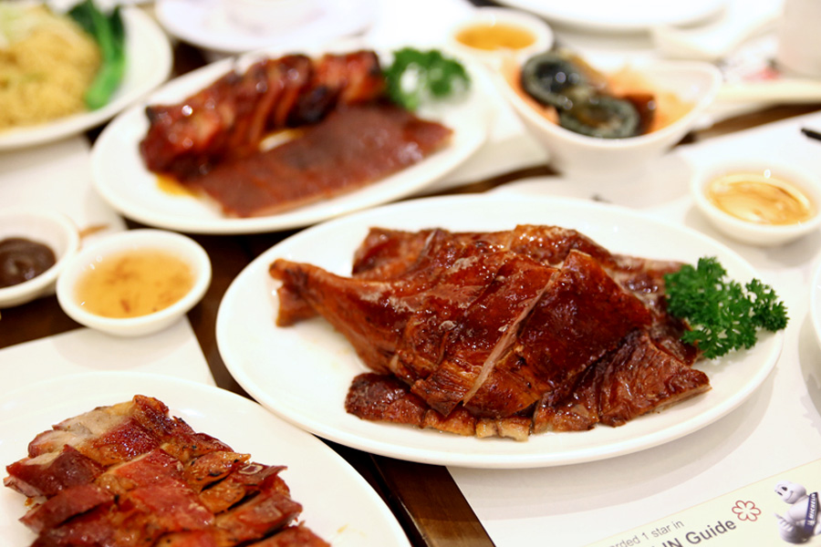 Kam's Roast Goose – Hong Kong's Michelin Starred Roast Meat Restaurant, At Wan Chai