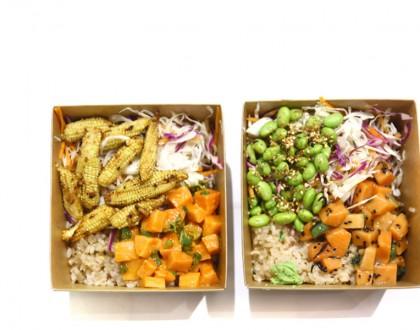 Katto - Poké Bowls With Asian, Singaporean Flavours. Affordable At $7.90