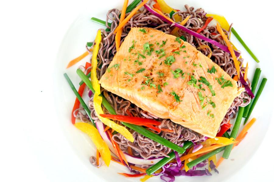 """Rainbow"" KOKA Chilli & Lime Noodles. My Noodles Is More Colourful & Healthier Than Yours"