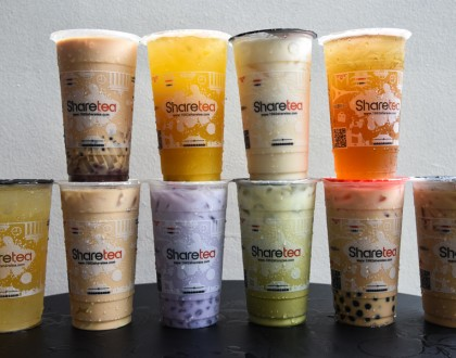10 ShareTea Bestsellers With Exclusive Flavours From Singapore