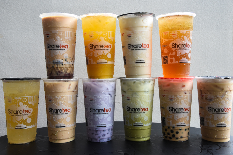 10 ShareTea Bestsellers With Exclusive Flavours From Singapore (Can Also Keep Us Cool With This PokemonGo Fever)