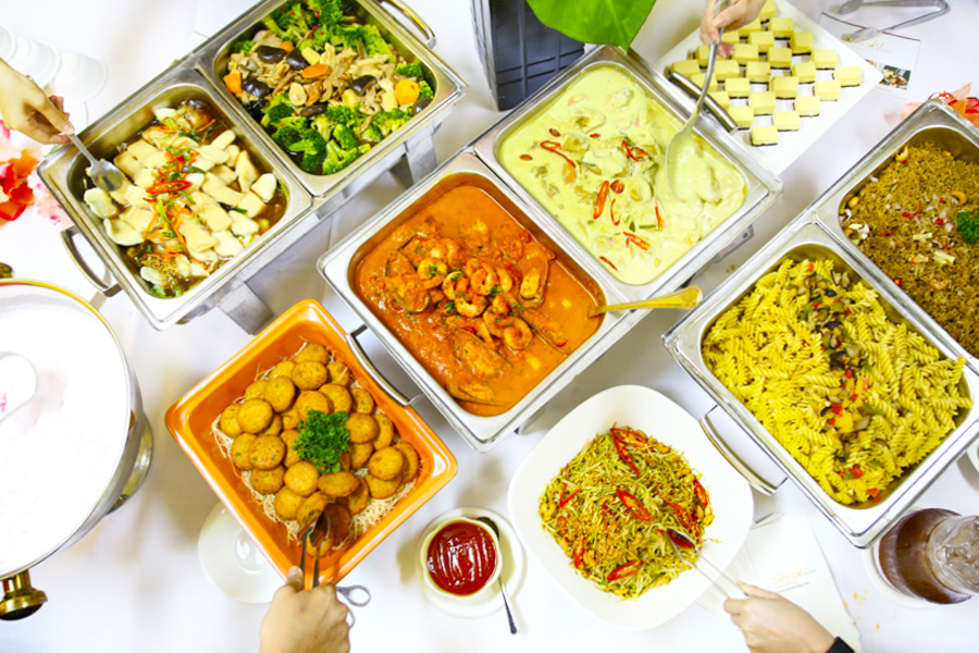 Shiok! Kitchen Catering - The Thai Halal Food Catering Specialists