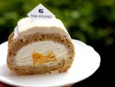 The Pound - Understated Korean Owned Cafe Which Serves Blissful Roll Cakes