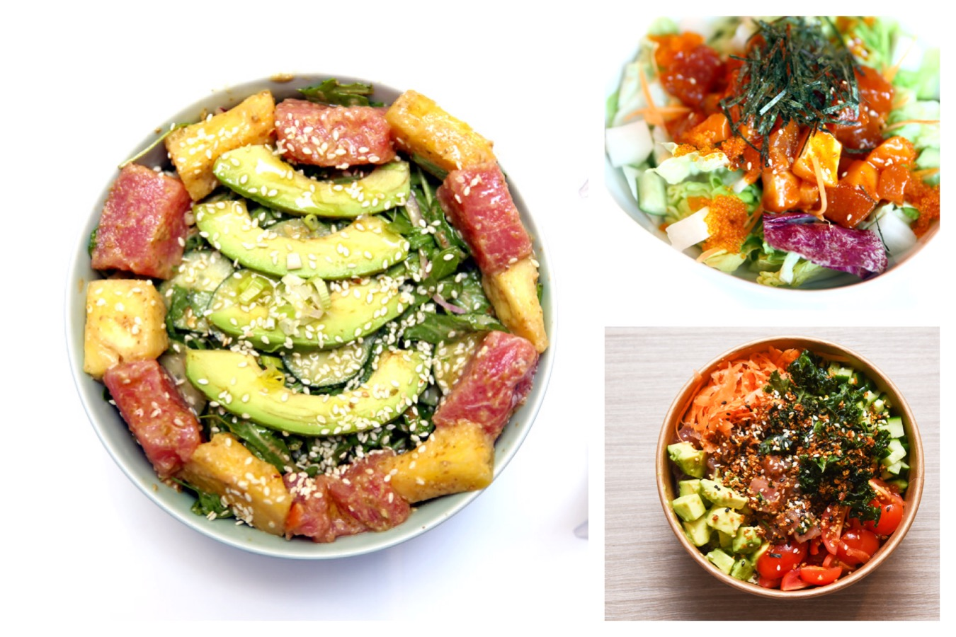 5 Best Poké Bowls In Singapore - Not Pokémons, But Healthy & Tasty Hawaiian Bowls
