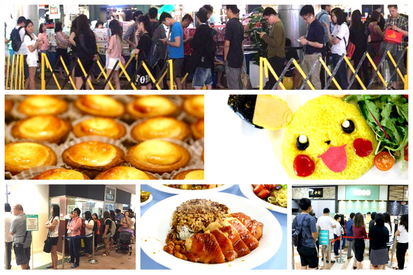 10 Food Places In Singapore With LONG QUEUES In 2016. Worth The Queue Or Not?