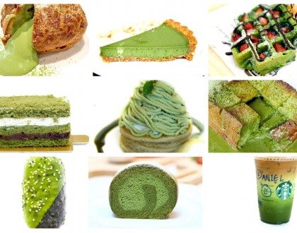 40 Amazing Matcha Desserts In Singapore - For The Green Tea Lovers