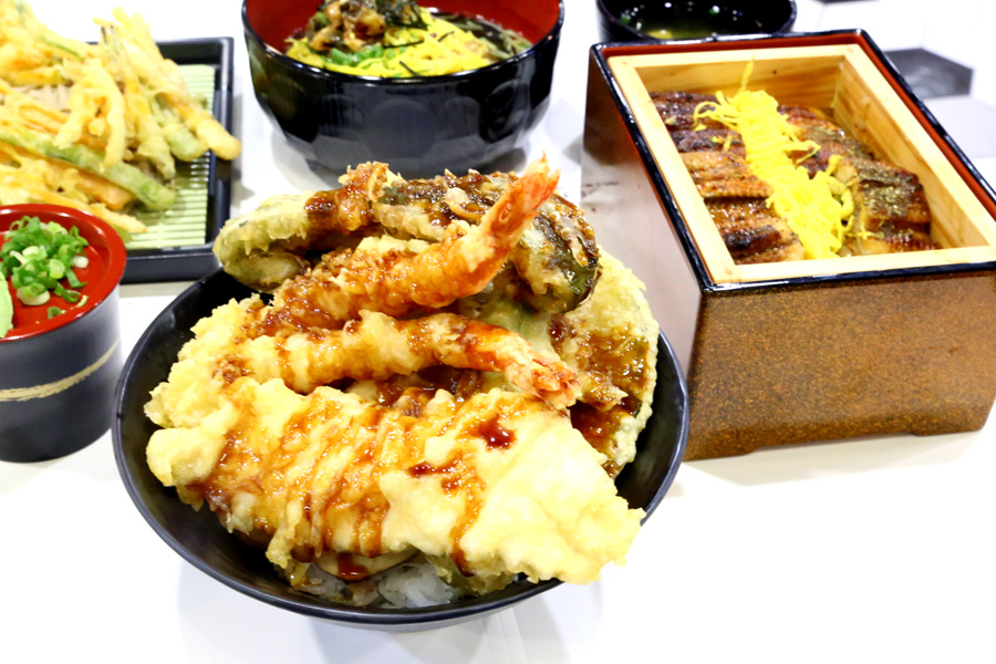 Japan Foods Garden - Japanese Themed Foodcourt Opens At Shaw Centre