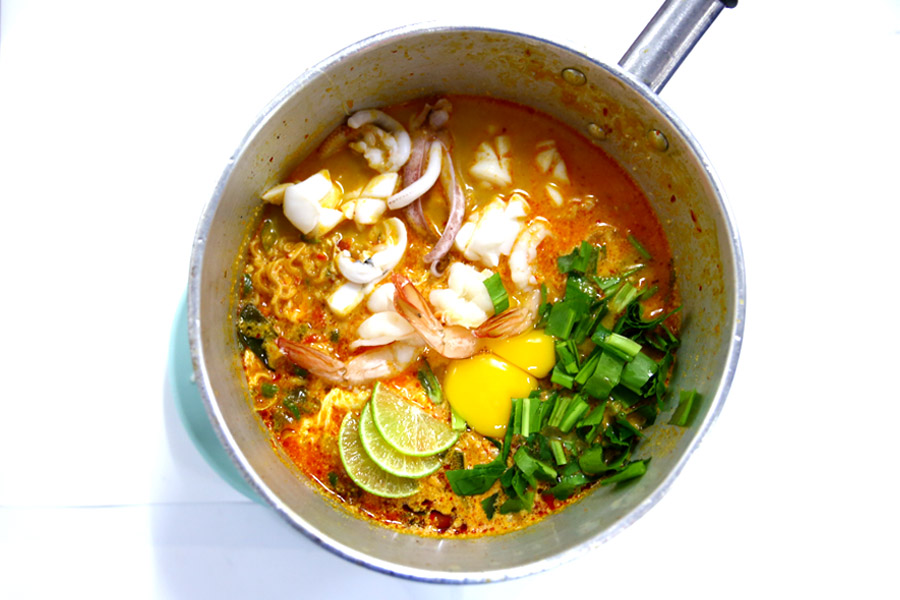 Jeh O Chula – This Tom Yum Mama Has Become Bangkok's Most Instagrammable Supper Dish