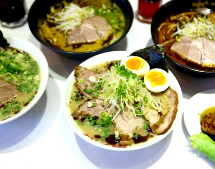 Nantsuttei Ramen - The Hidden Ramen Shop At Orchard Central, Worth Its Buck For Rich, Creamy Tonkotsu Soup