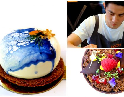 KOI Dessert Bar - MasterChef Australia's Reynold Poernomo Creates Some Dessert Magic