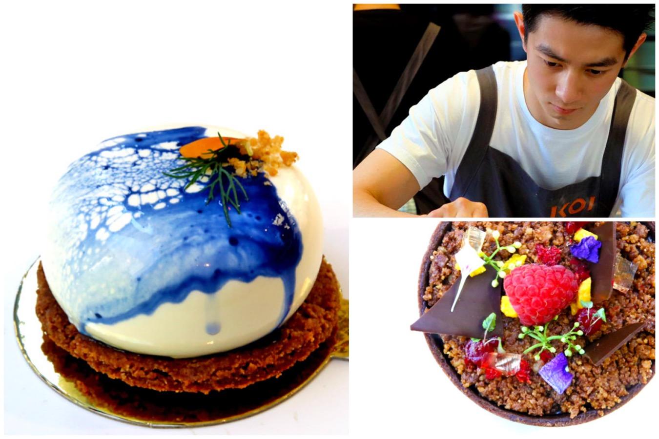 KOI Dessert Bar - MasterChef Australia's Reynold Poernomo Creates Some Dessert Magic