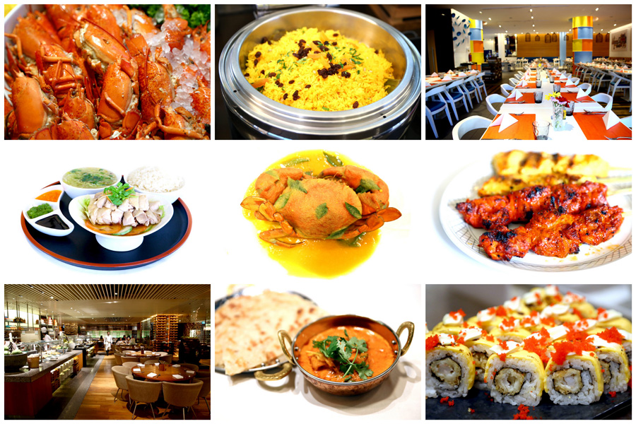 10 Best Halal Buffets In Singapore - All-You-Can-Eat Restaurants That Are Halal-Certified