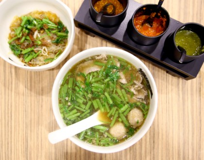 [Closed] Kin Cow – Thailand's Popular Sud Yod Beef Noodle Opens In Singapore At Chinatown Point
