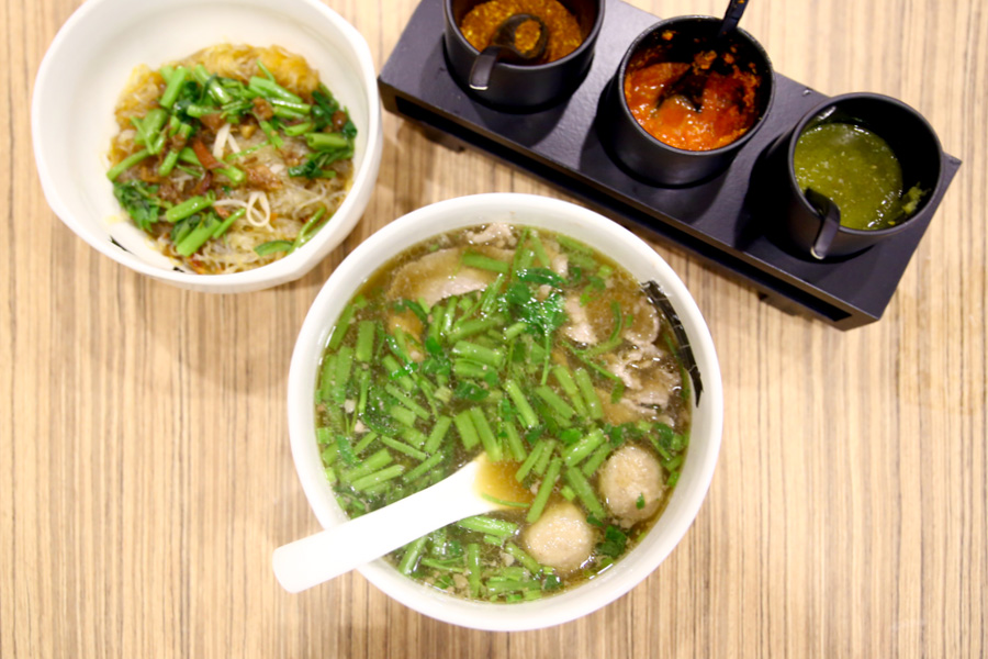 Kin Cow – Thailand's Popular Sud Yod Beef Noodle Opens In Singapore At Chinatown Point