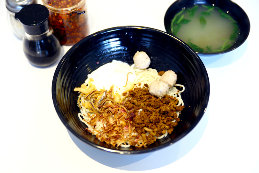 KL Traditional Chilli Ban Mee - Another Ban Mee Shop Hits MacPherson, Near Kin Kin