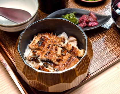 Man Man by Teppei - Unagi Specialty Restaurant At Keong Saik Road, With Michelin Bib Gourmand