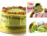 Best Matcha + Salted Egg Food & Desserts In Singapore. Yes, Green Tea Together With Salted Egg