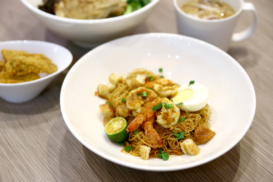 NOW Noodles + - Home-Style Dry Mee Siam, Dry Laksa And Fried Mee Tai Mak At Novena Square 2
