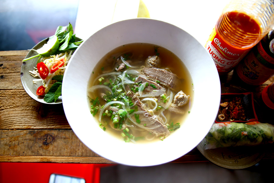 Saigon Alley – Vietnamese Pho and Banh Mi Restaurant, Considered A Hidden Gem