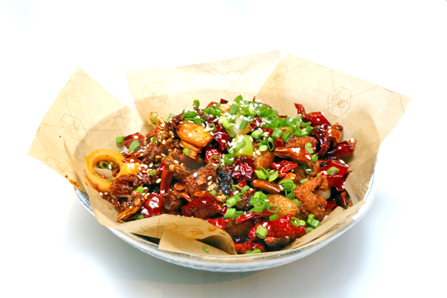 Birds Of A Feather - Hipster Sichuan Food In A Restaurant Of Greenery