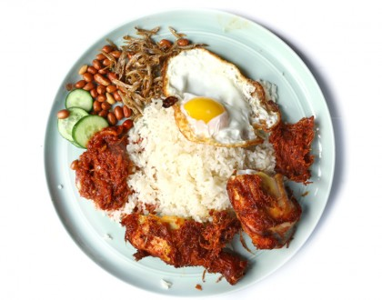 The Coconut Club - $12.80 Nasi Lemak At Ann Siang That Got People Queuing