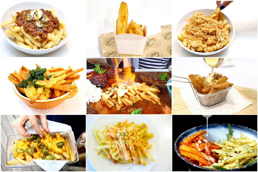 17 Best Unique Fries In Singapore, Not Just Truffle Fries
