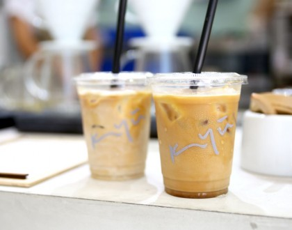 Kyu Coffee Bar - Minimalist Coffee Kiosk At Raffles Place, Outside Prudential Tower