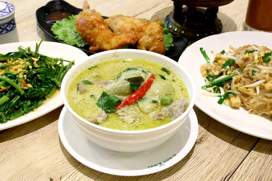 A-Roy Thai Restaurant – Relocated From Funan Centre To Novena Square