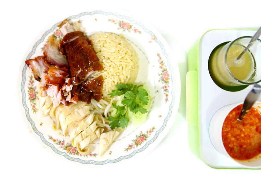 Boon Tong Kiat – Singapore Hainanese Chicken Rice In Bangkok Is Quite Legit