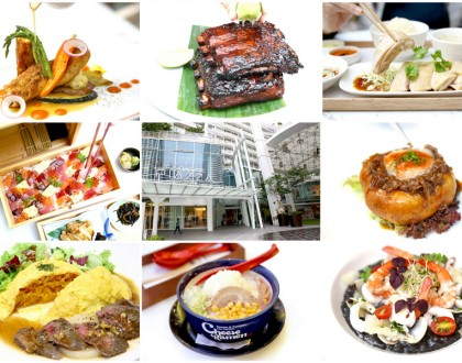 10 Must-Try NEW Signature Dishes From Capitol Piazza