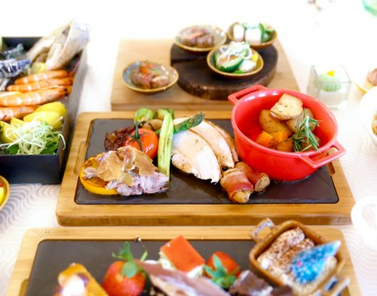 Conrad Centennial Singapore – Oscar's Christmas Buffet Feast + Receive A $50 Voucher For DFD Readers!