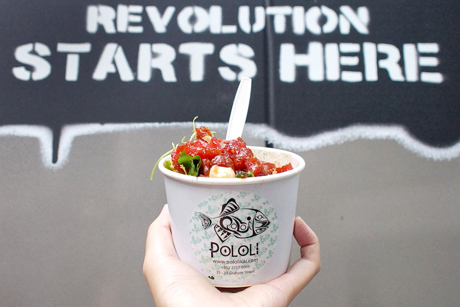 Pololi – 1st Hawaiian Poke Shack From Hong Kong Opens In Singapore