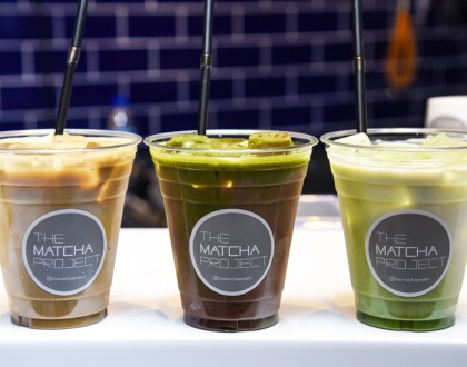 The Matcha Project X Copper Espresso – Matcha, Houjicha, Genmaicha Specialty Cafe At Sails @ Marina Bay