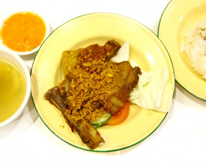 Tok Tok Indonesian Soup House – Soto Betawi, Mie Ayam Jamur, Roti Bakar In The Heart Of Orchard