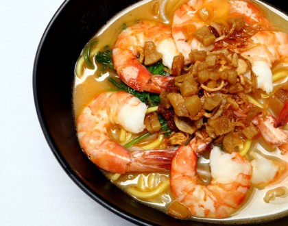 Wah Kee Prawn Noodles – From Hawker Stall To Restaurant At The Esplanade