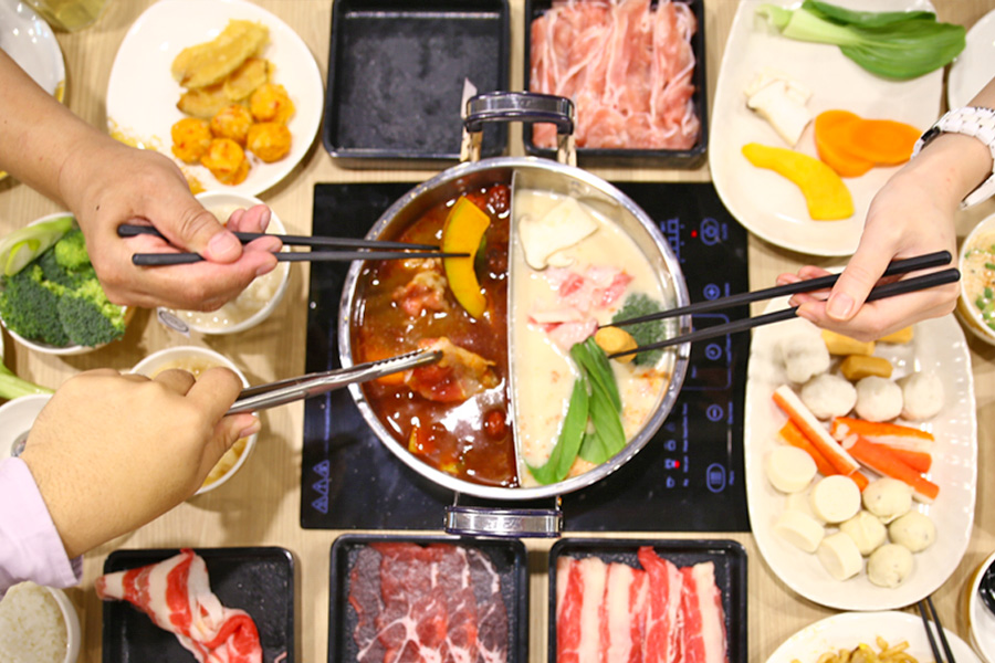 DANRO - Japanese Collagan Hot Pot BUFFET, Prices Start From $15.90++