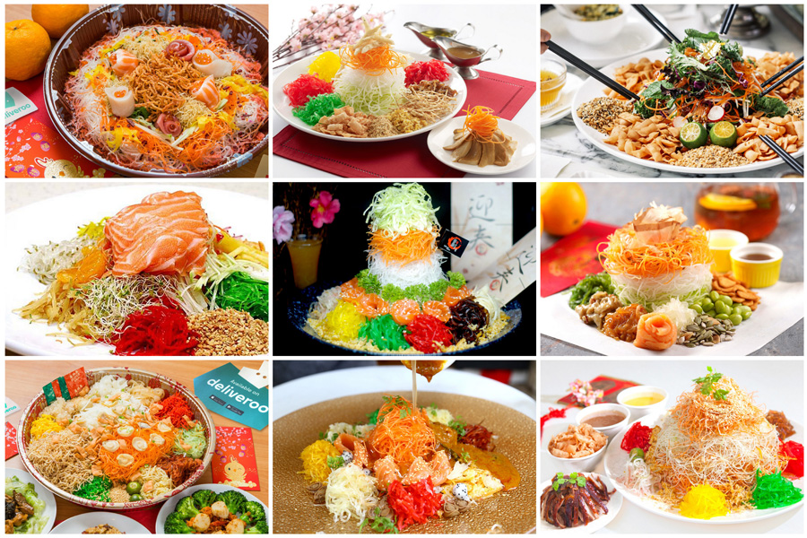 14 Awesome Yu Sheng And Chinese New Year Meals You Can Deliveroo Home