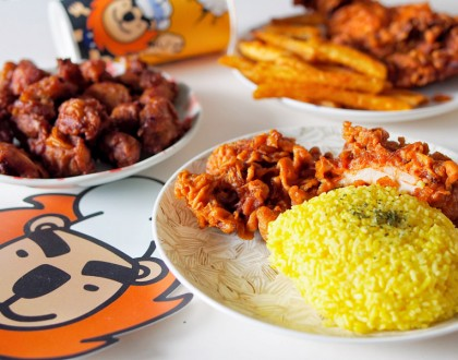 Fried Chicken Master 炸鷄大師 – Taiwan's Master in Fried Chicken Opens Fast Food Joint In Singapore. Maybe Not So Fast